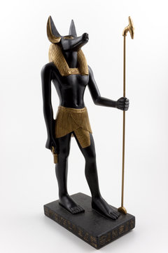Anubis in Human Form