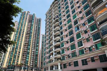 Foto op Canvas Sydney New apartment buildings