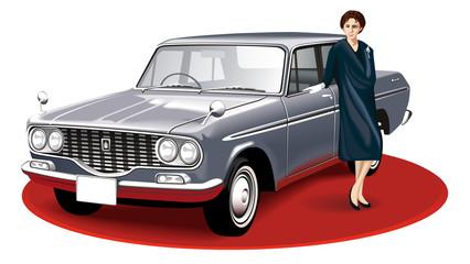 70's-car