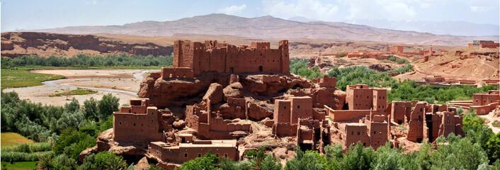 Garden Poster Morocco kasbah maroc dades