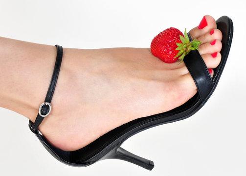 Erotische füße