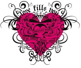 Love kills you