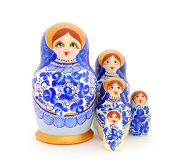 Russian Nested Dolls