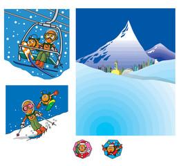 スキー場02