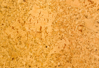 Natural texture - compressed chips of corkwood