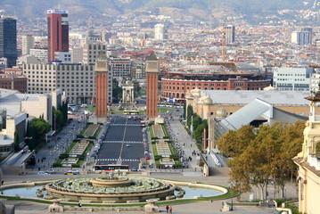 plaza de torros à barcelone