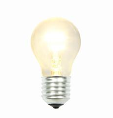 Lighting Bulb isolated on white background