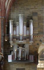 Interior of Cathedral Organ