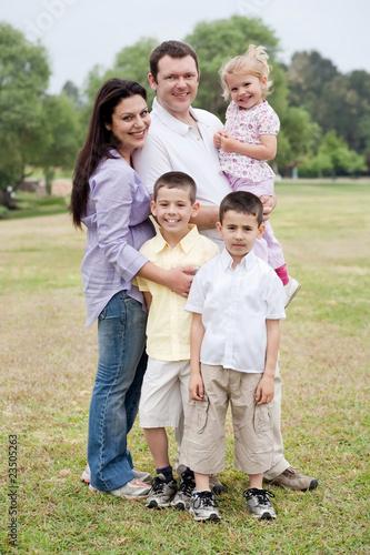 фото семьи 4 человека как лучше фотографировать