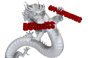 Dragon's Business Opportunities