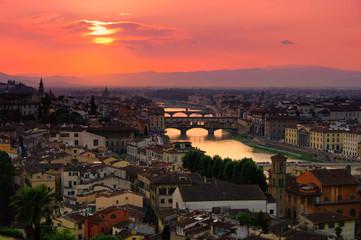 Florenz Bruecke - Florence bridge 06