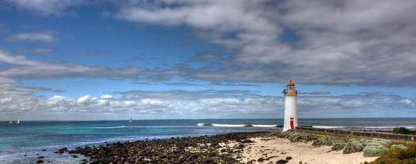Garden Poster Lighthouse port fairy lighthouse