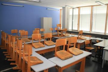Klassenzimmer - classroom