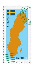 mail to/from Sweden