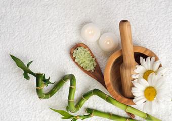 Fotoväggar - Herbal Spa