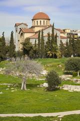 Church of Agia Triada in Athens