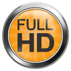 button 3d, full-hd