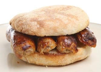 Sausage Muffin