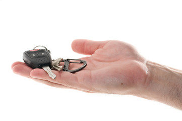 Give Up The Keys