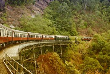 Kuranda Train to Cairns