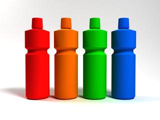 bottles wash
