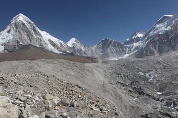 Glacier Khumbu