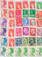 timbres marianne 3