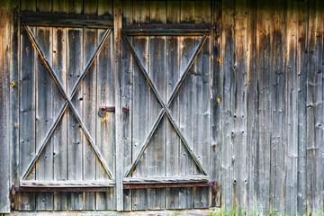 Barn-wood door