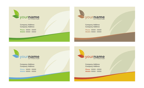 Business Card - Bio