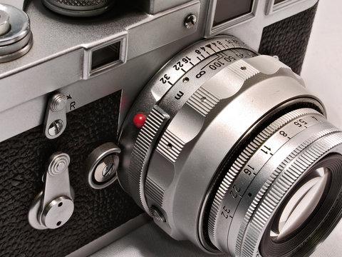 Leica M3 mit Elmar 90mm
