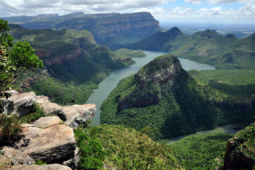 Foto op Canvas Zuid Afrika South Africa - Drakensberg
