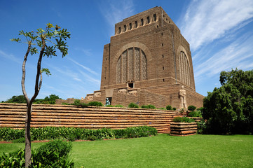 Fotobehang Zuid Afrika South Africa - Voortrekker Monument