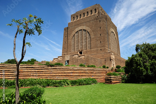 the voortrekker movement in south africa