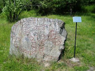 Runen, Stein, Stockholm