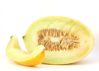 Yellow water melon