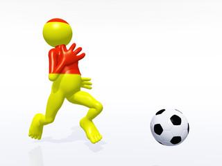 Fußballspieler, Spanien