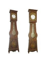 2 horloges anciennes