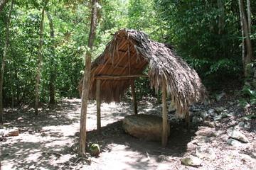 Coba Maya Ruinen in Mexiko