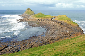 Worms Head, Gower, Wales
