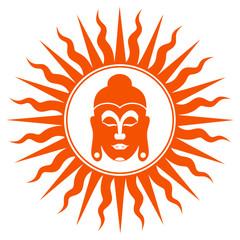God Buddha Sign