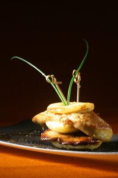 Foie Gras Pomme