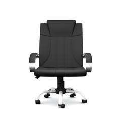 3D - Chefsessel / Bürostuhl - freigestellt