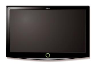 LCD TV wall hang