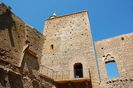 Chateau médiéval.