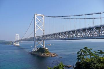 Shikoku bridge