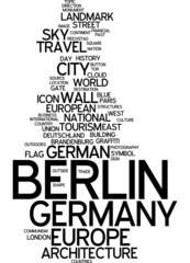 Berlin - Typography