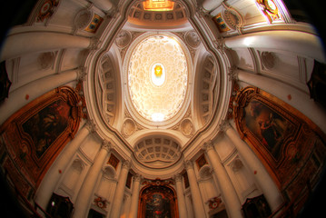 San Carlino Allen Quattro Fontane