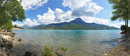 Lac Serre ponçon