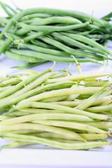 green beans vertical