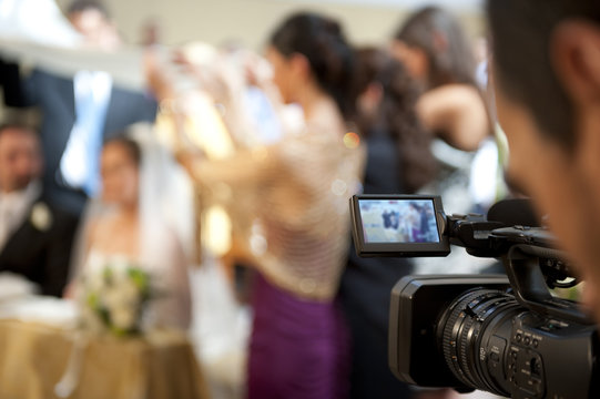 Cameraman and marriage